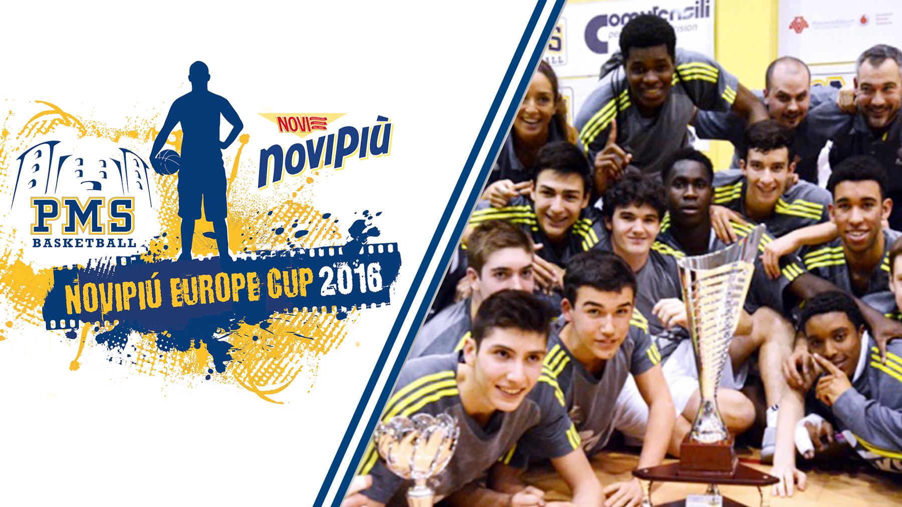 Novipiù Europe Cup 2016