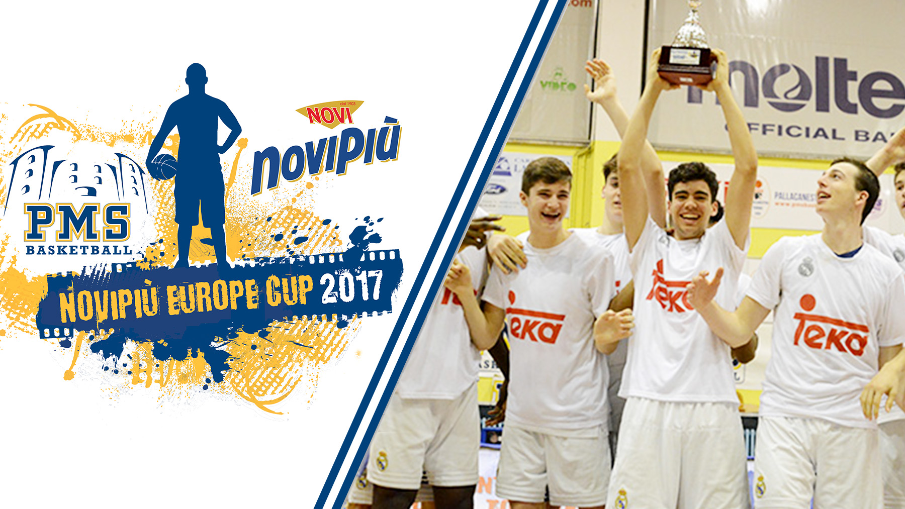 Novipiù Europe Cup 2017