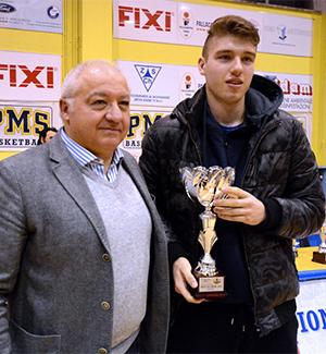 Novipiù Europe Cup 2016 bistrovic